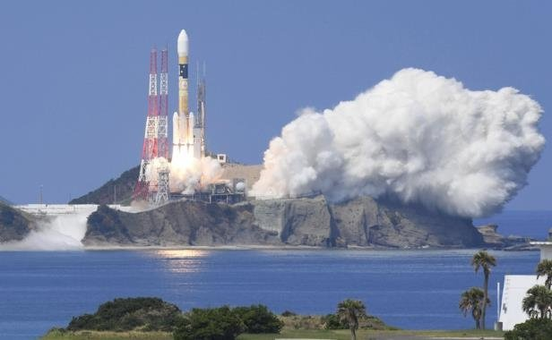 Japan launches its own navigation system